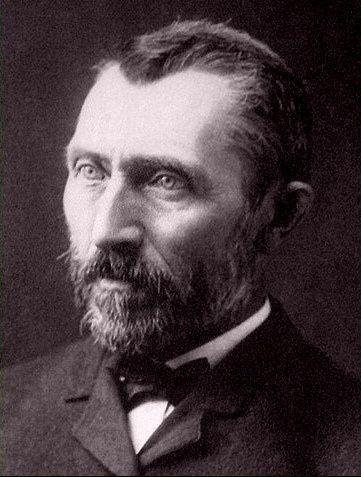 Puse mi corazón y mi alma en mi trabajo y solo perdí mi mente en el proceso Vincent Van Gogh ©Victor Morin, Van Gogh (1886) @Zenon8703