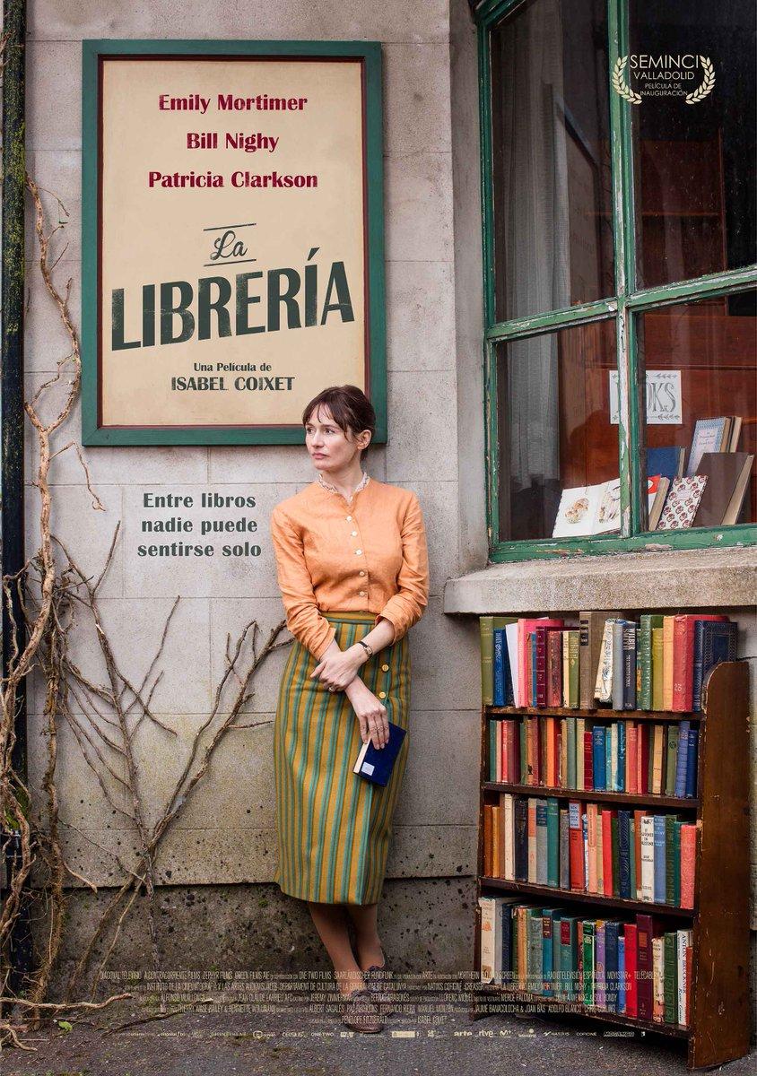 The Bookshop, l'adaptation ciné du roman de Penelope Fitzgerald (avec Bill Nighy, Emily Mortimer ...) DNE70y3WAAYC0w9