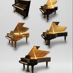 The Phoenix range #piano #pianos