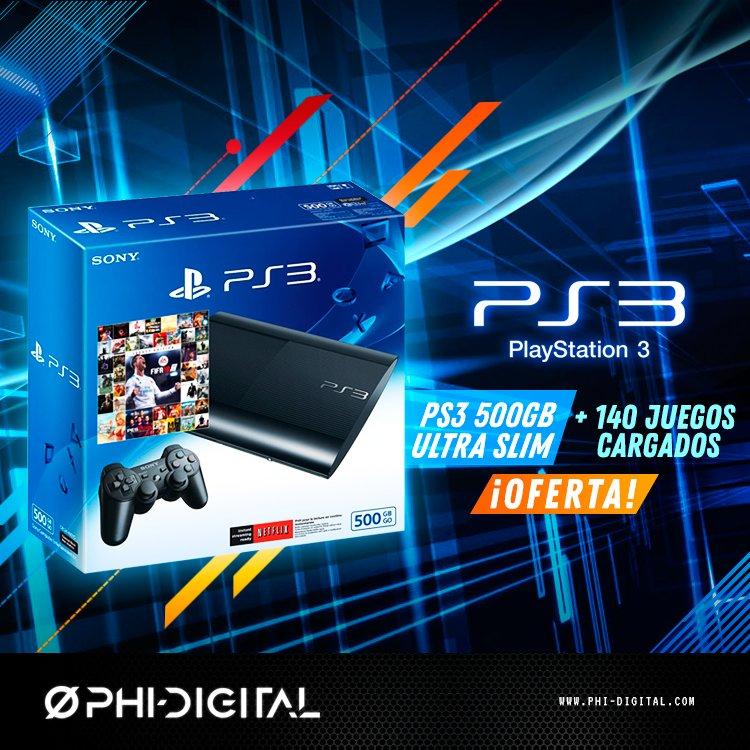phi digital consolas y videojuegos facebook