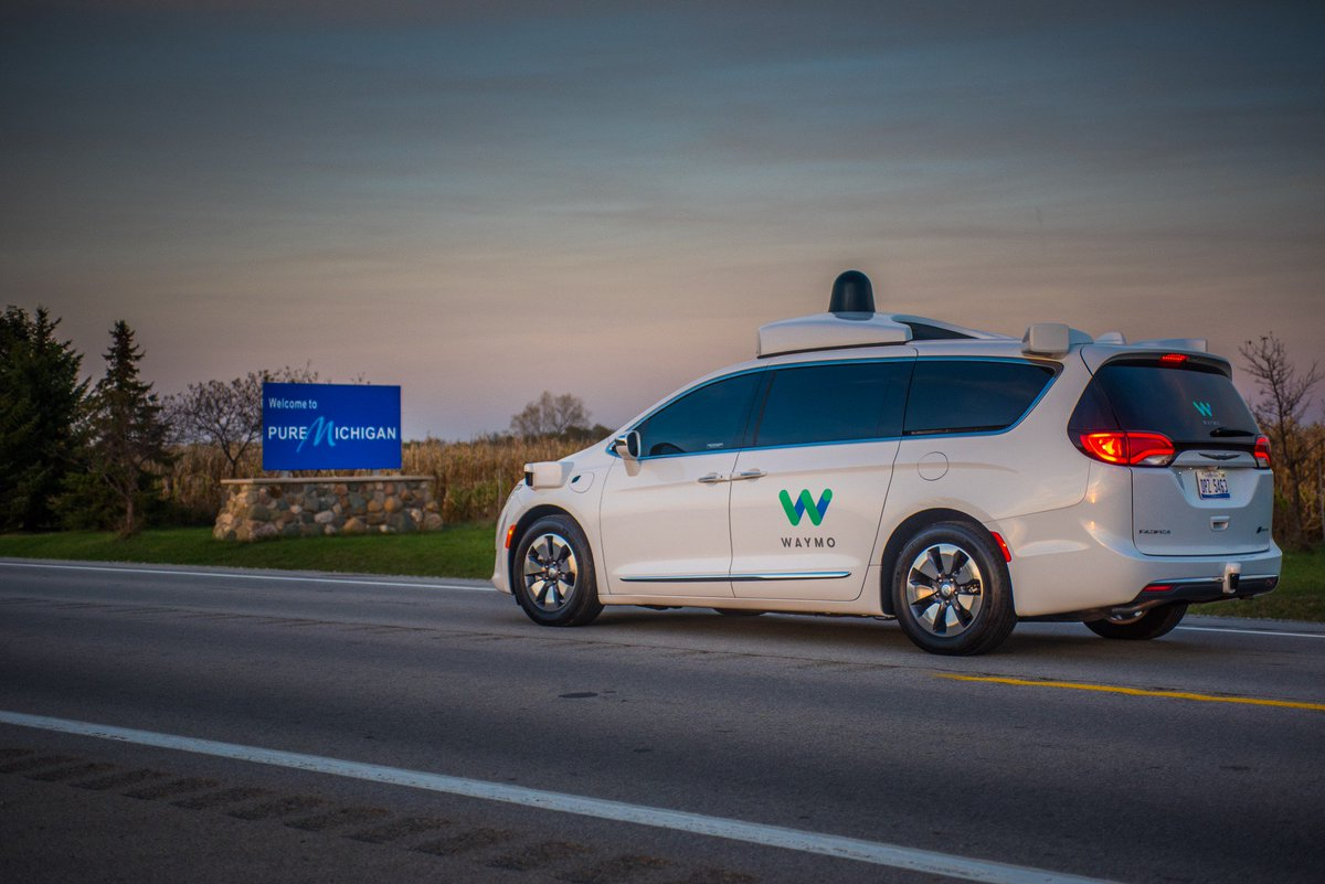 This winter our self-driving cars are coming to @PureMichigan to expand cold weather testing goo.gl/TpjKWH