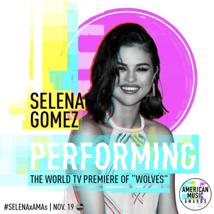 #SELENAxAMAs 🐺 11.19 on ABC.