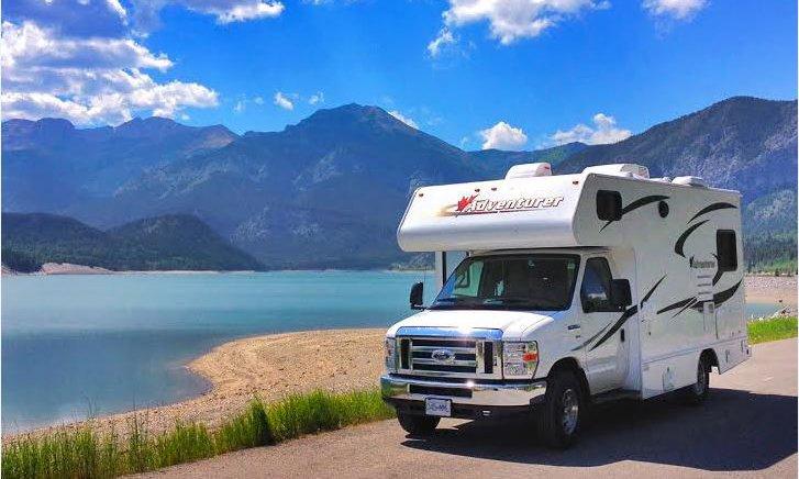 Canada: 17- of 22-daagse camperreis met KLM-vlucht, hotel, transfers, GPS en welkomstgeschenk al vanaf € 969! 😱🐻  https://t.co/yrVzdJSTOy https://t.co/PeJmg0JWHm