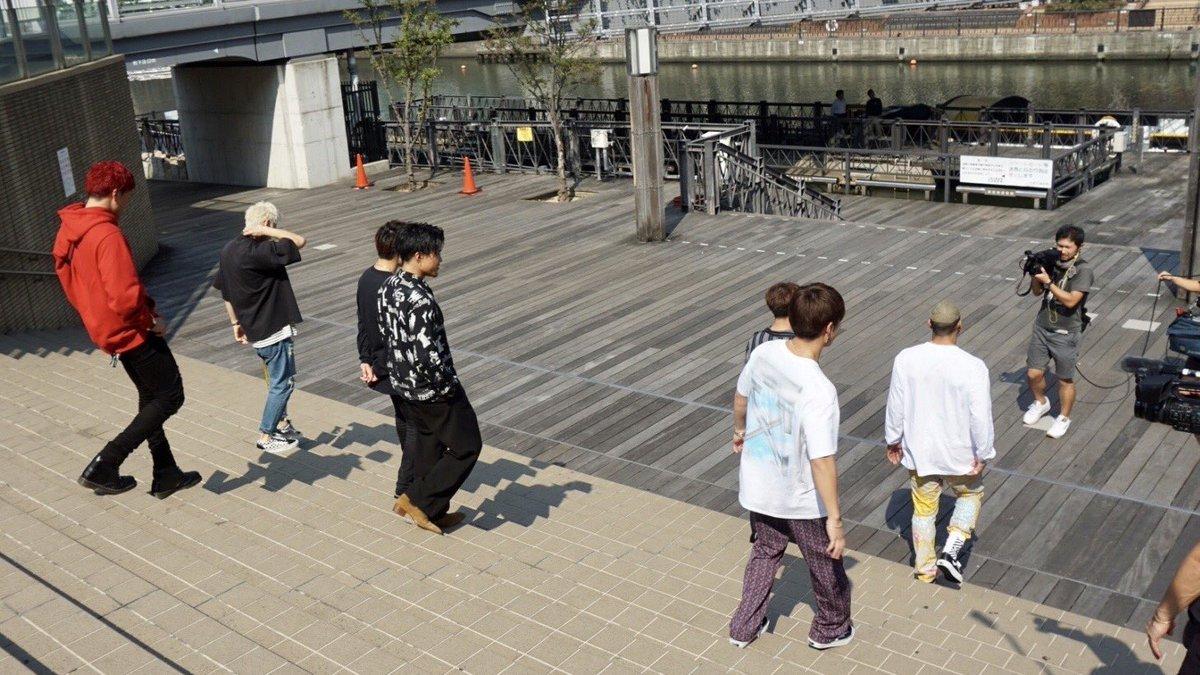 #GENE高 の収録は結構雨☔️が多いのですが…この日は晴天で気持ちの良い日でした ☀️ 大阪編は今週日曜からスタートです お楽しみに  abe.ma/2g6n927