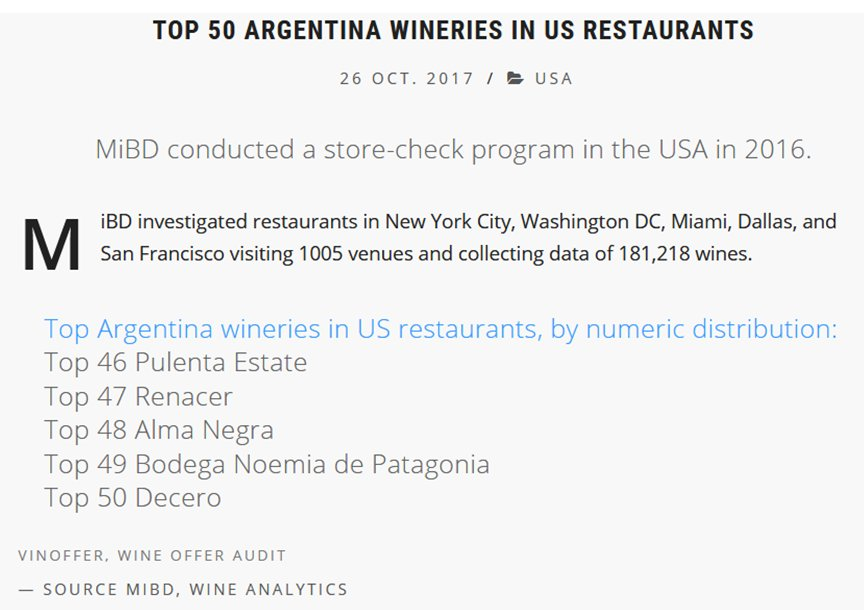 Stor skandal i argentina