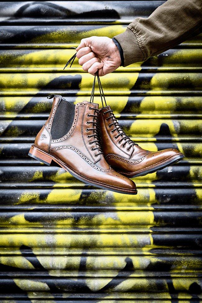 Goodwin Smith Shoes Glasgow Style Guru Fashion Glitz Glamour