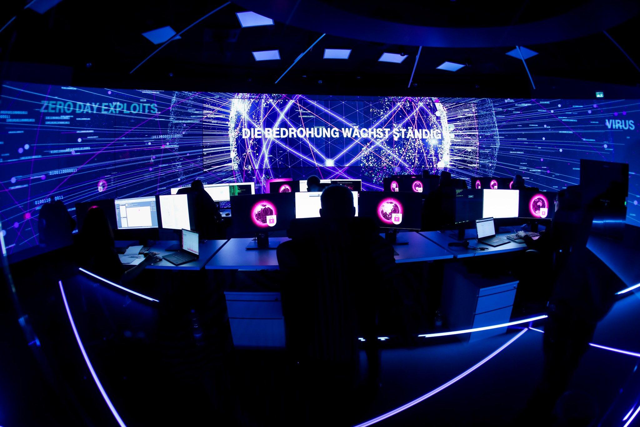 Deutsche Telekom Impressum