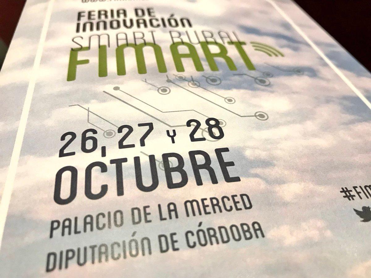 Hoy he pasado por #FIMART17 No te lo pie...