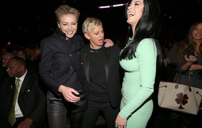 Ellen DeGeneres branded sexist over Katy Perry Happy Birthday message
