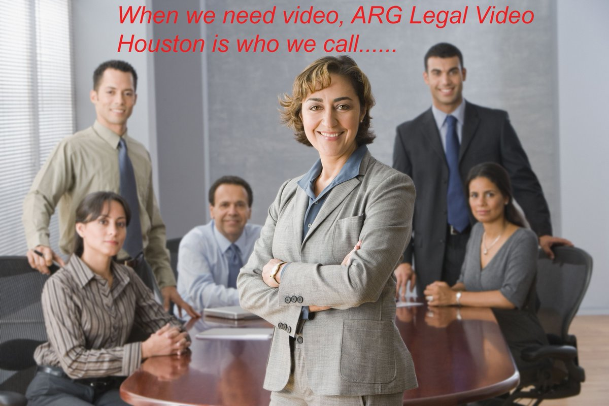 Law Offices and Court Reporting Firms regularly turn to ARG Legal Video/Houston to have their assignments covered. 713-609-9316.  #txlegal <br>http://pic.twitter.com/5f33TrQzjM