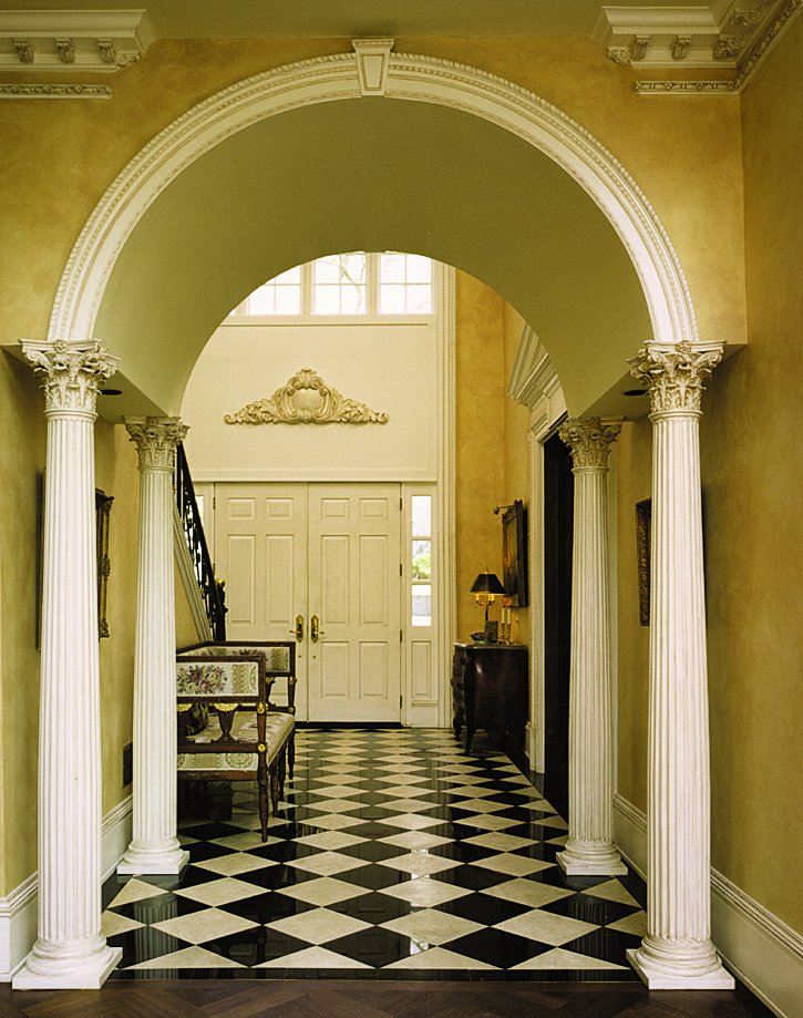 Interior columns interior columns for homes beautiful for Fiberglass interior columns