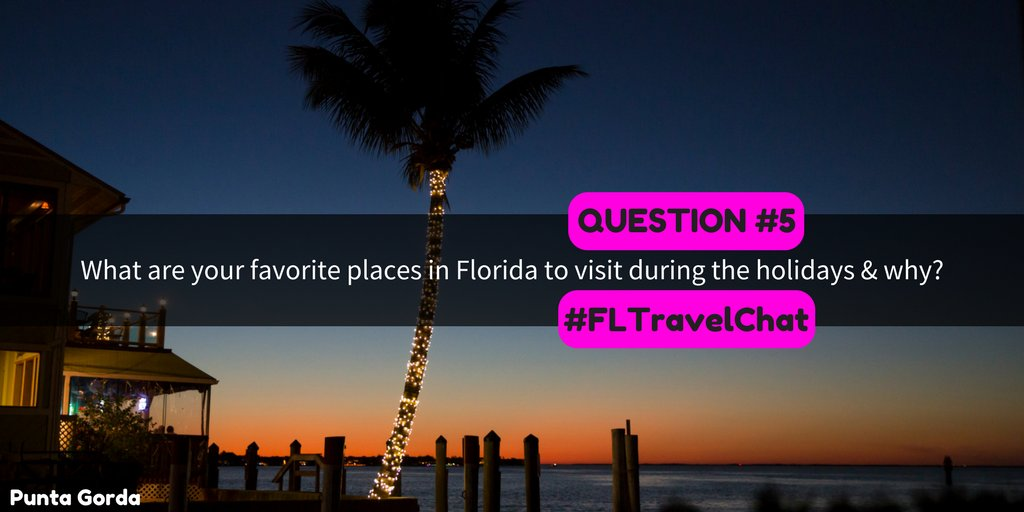 Q5: What are your favorite places in Flo...
