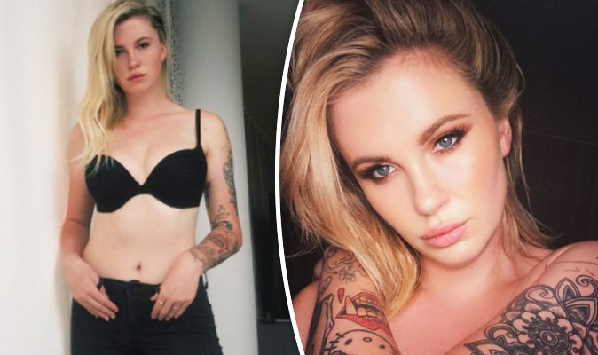 Ireland Baldwin teases nipples as she leaves nothing to the imagination in TOPLESS snap https://t.co/MKjA4aCEMf
