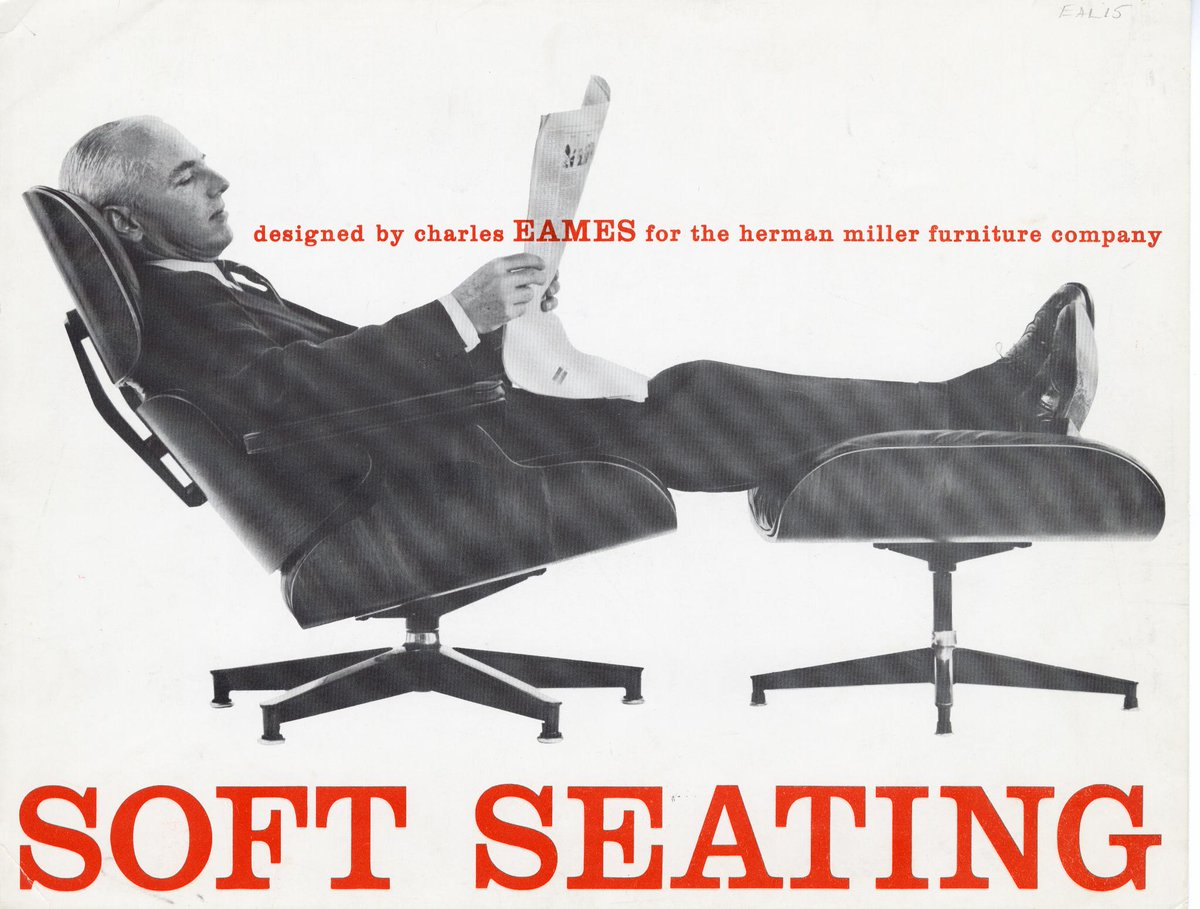 Miraculous Herman Miller On Twitter If Theres Anything The Eames Caraccident5 Cool Chair Designs And Ideas Caraccident5Info