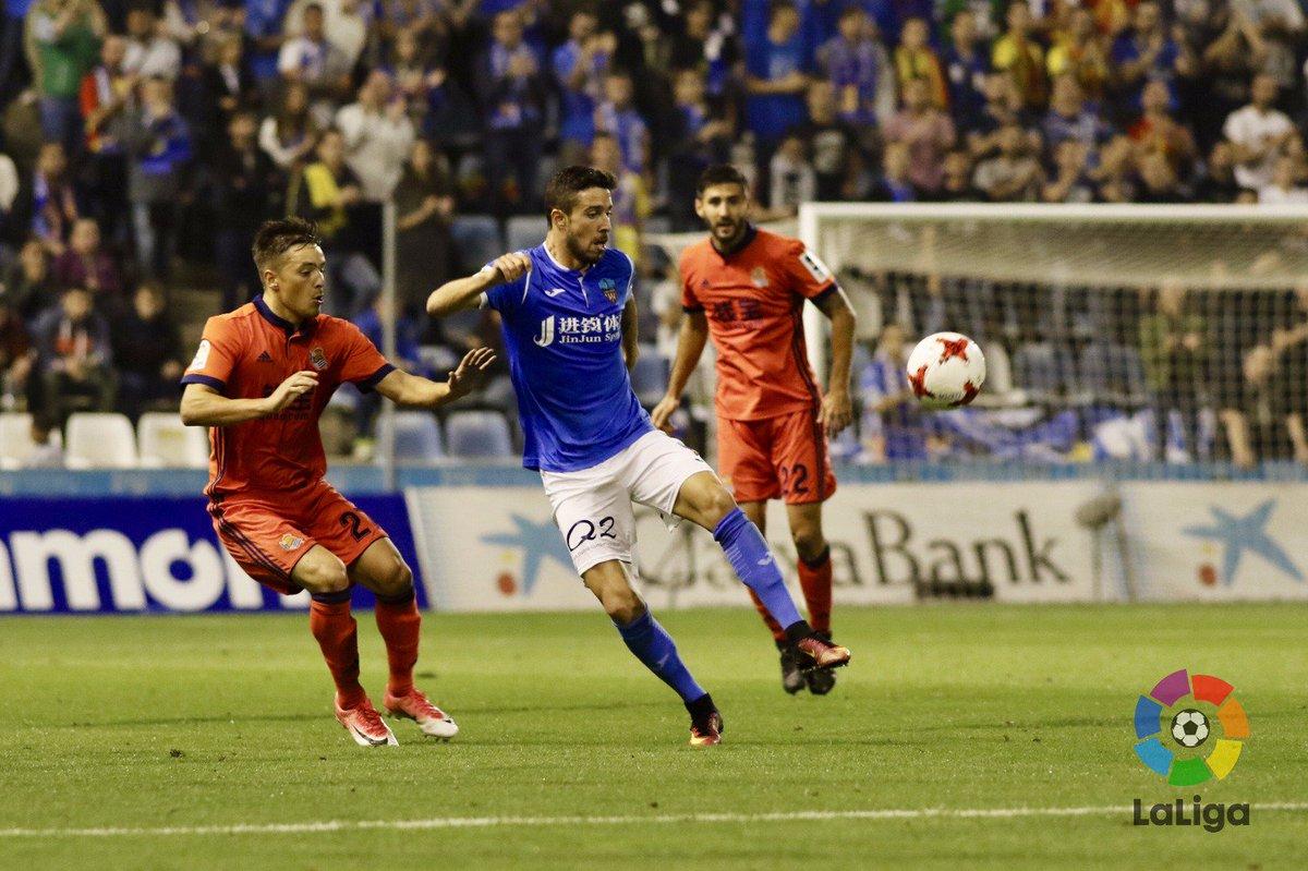 DNFhdR3WkAA4VBP CRÓNICA: Lleida Eportiu 0 - 1 Real Sociedad - Comunio-Biwenger