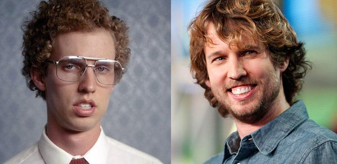 Happy 40th birthday to Jon Heder, aka Napoleon Dynamite, today!