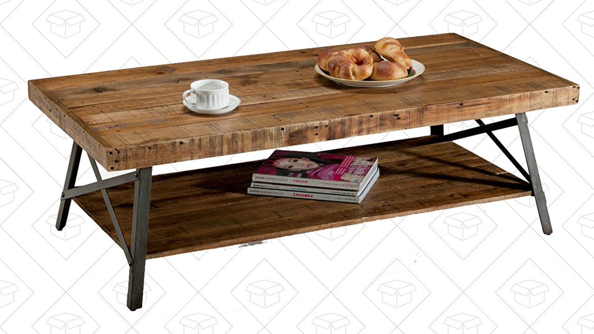 Kinja Deals On Twitter Will Ship You Their Top Ing Coffee Table For 103 Https T Co 9gkisun8qg