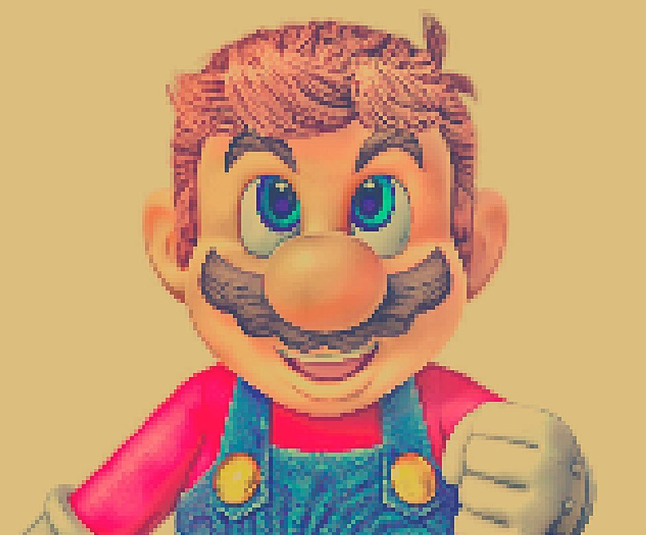 Pixel Art Camera On Twitter Super Mario Odyssey 2 8 Bit