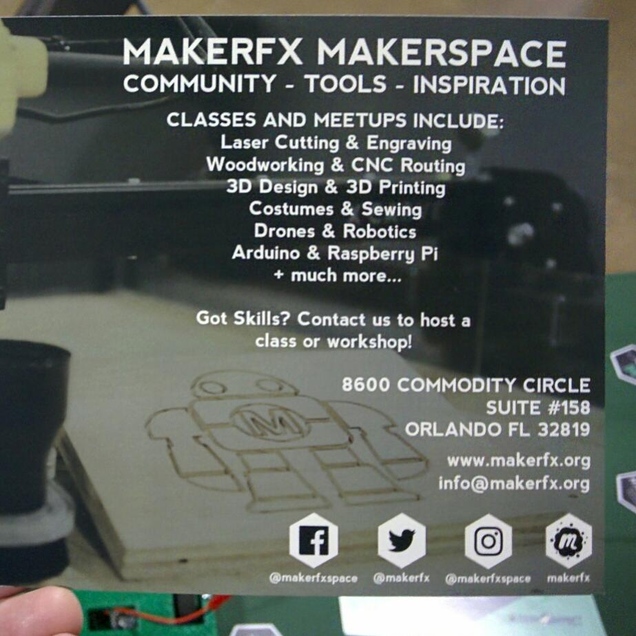 Osh Park On Twitter Exciting To See At Orlmakerfaire That Orlando Makerspace Makerfx Adopted Hexbin Standard Https T Co Wadc43znhx Makerfaire Mfo2017 Https T Co Euyjwfdp0g