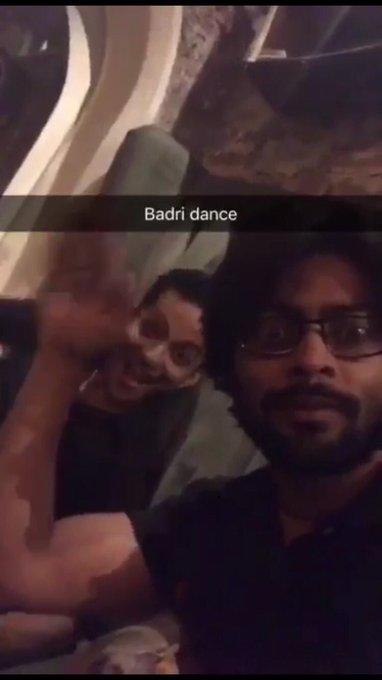 celebrating 300 million views badri ki dulhania dance @azeem2112 https://t.co/Bk1ihY8T94