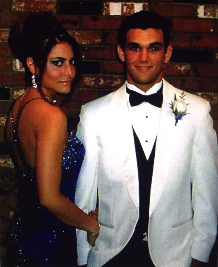 Jenny Dell On Twitter Ultimate Tbt High School Prom Xo Kyle