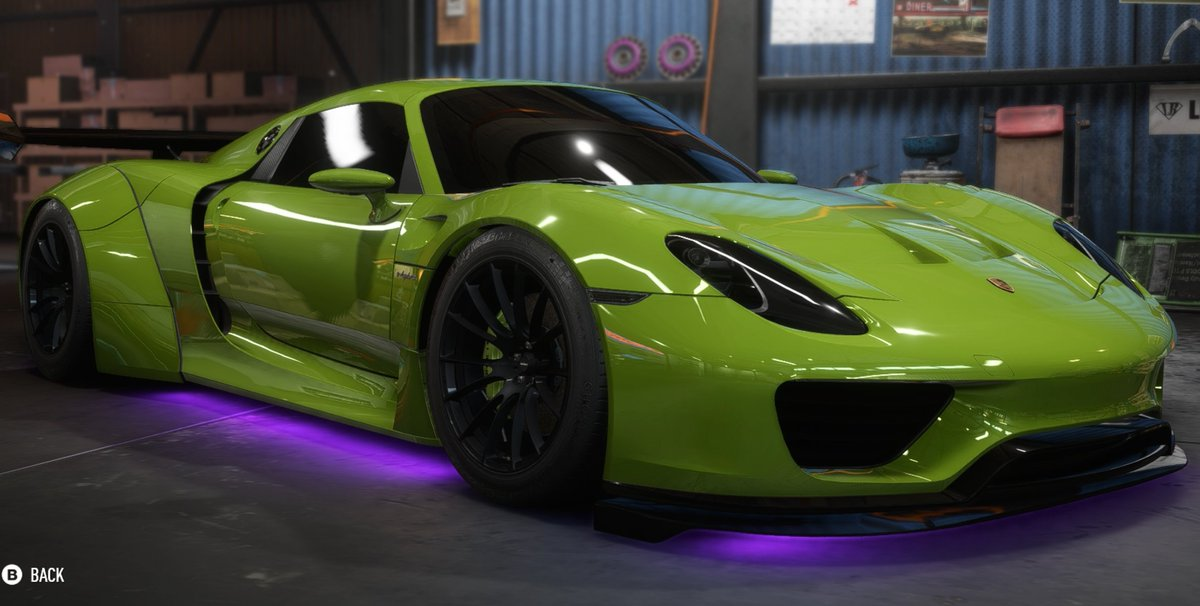 Ar12gaming On Twitter Need For Speed Payback Customization Is Here