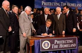 On This Day. 2001: George W. Bush signed the Patriot Act, a series of security measures aimed at preventing future terror attacks