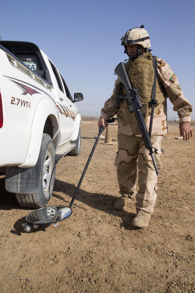 استراليا تتعهد بتقديم دعم للعراق في مجال مسك الحدود واعادة هيكله القوات الامنيه وامور اخرى  DNHeMcBX4AAmpGJ