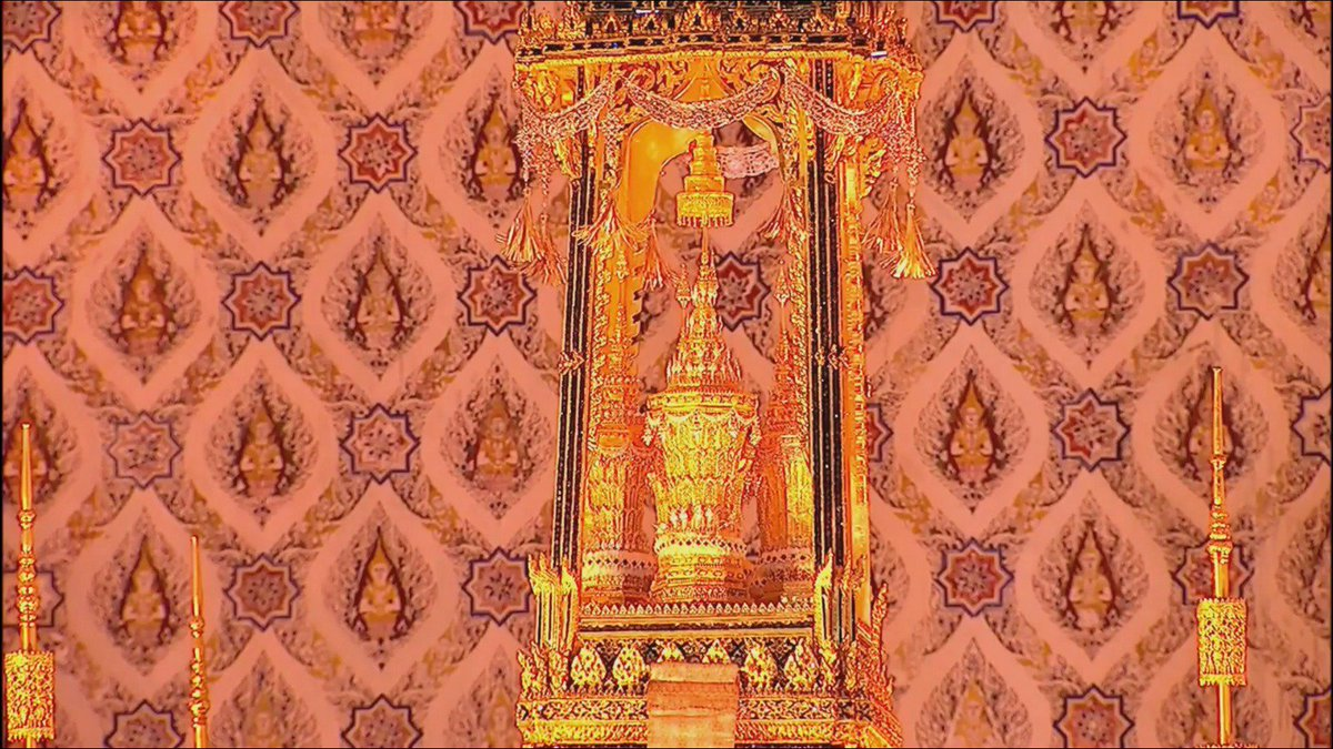 reliques roi Rama9