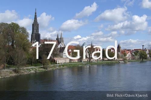 Wetter Ulm On Twitter Heute 2710 Hat Es In Ulm Bis Zu 17 Grad