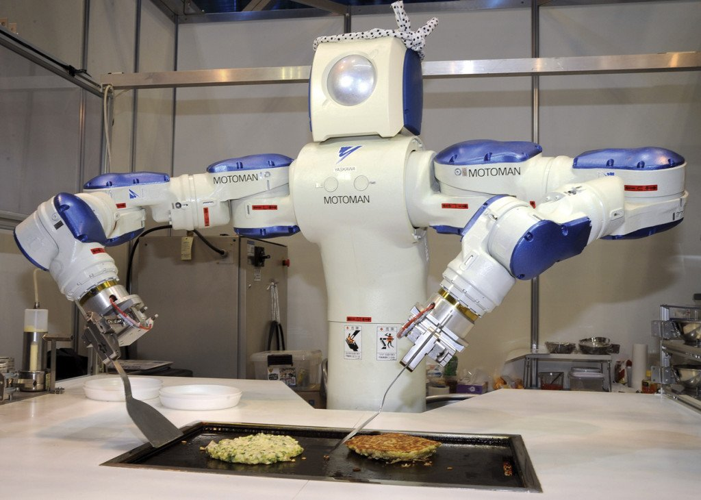 Image result for hamburger  robots
