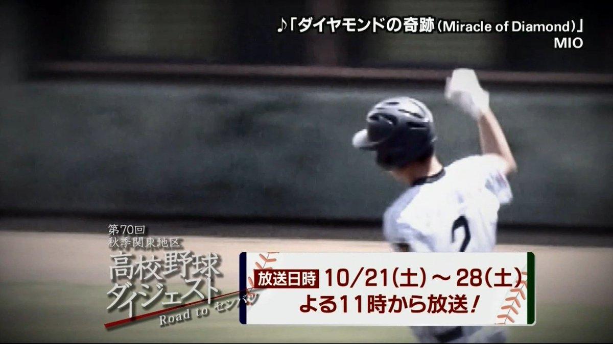 秋季関東地区高等学校野球大会 h...