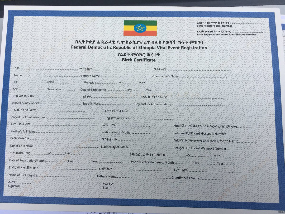 Unhcr ethiopia on twitter today refugee children in ethiopia unhcr ethiopia on twitter today refugee children in ethiopia will receive birth certificates for the first time every person counts 1betcityfo Image collections