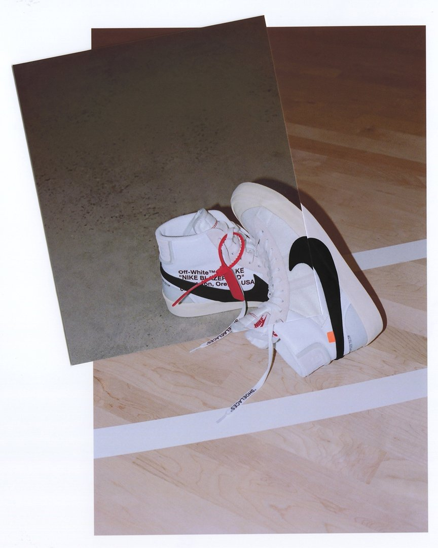 "Nike ""The Ten"" c/o Virgil Abloh Air Jordan 1 & Nike Blazer raffle sign up  is now live on our app. More Info: http://bit.ly/2hbb24L #Nikepic.twitter.com/  ..."