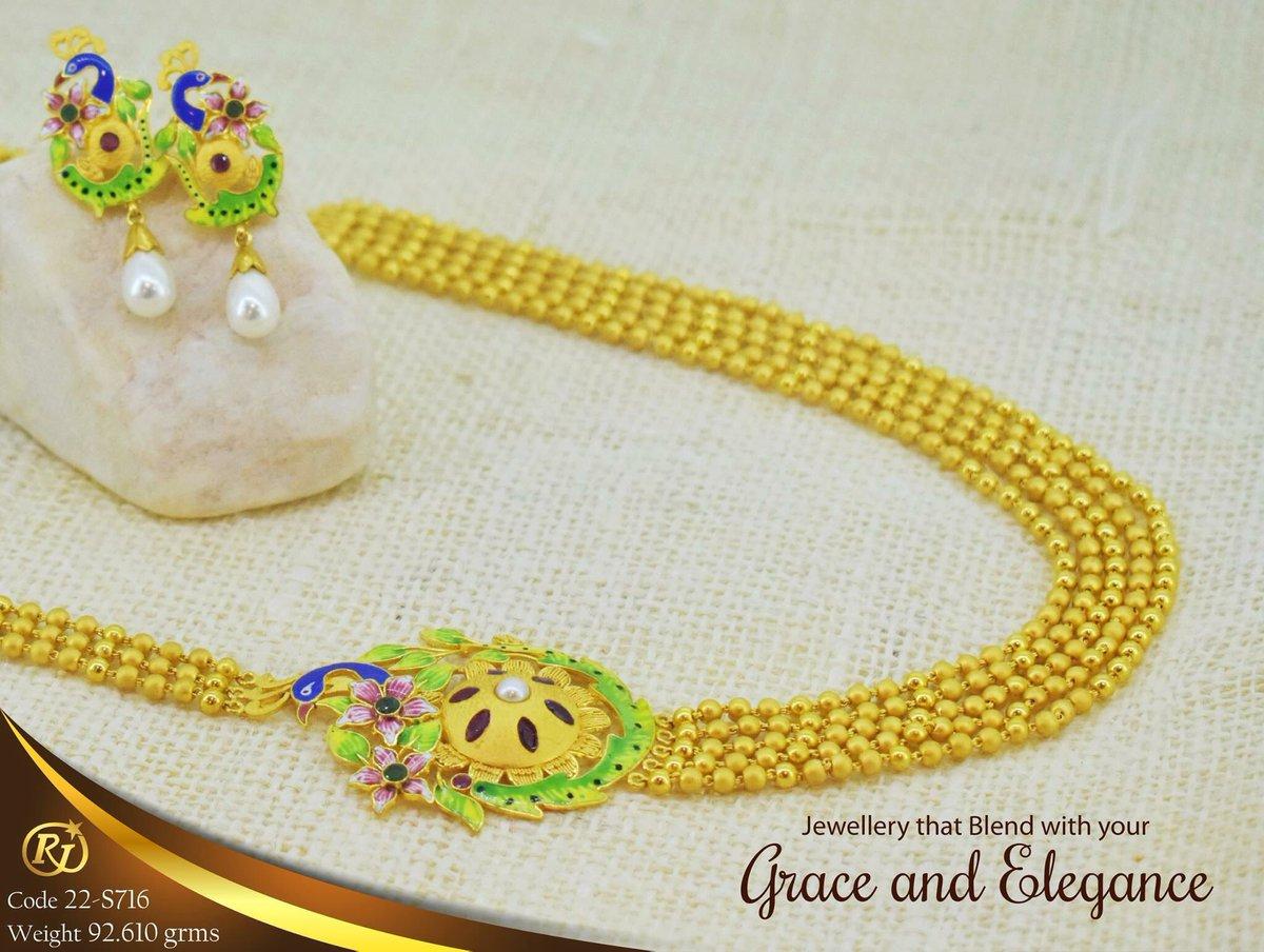 Ravi Jewellers on Twitter: \