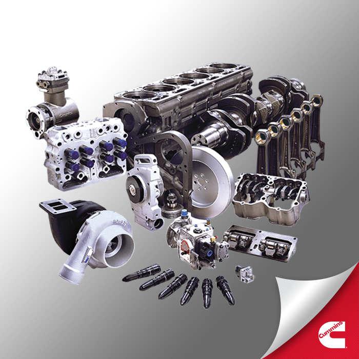 детали двигателя cummins