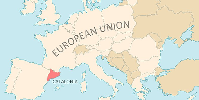 Matt baker on twitter new country on the map catalonia just matt baker on twitter new country on the map catalonia just declared independence from spain map by polgeonow gumiabroncs Image collections