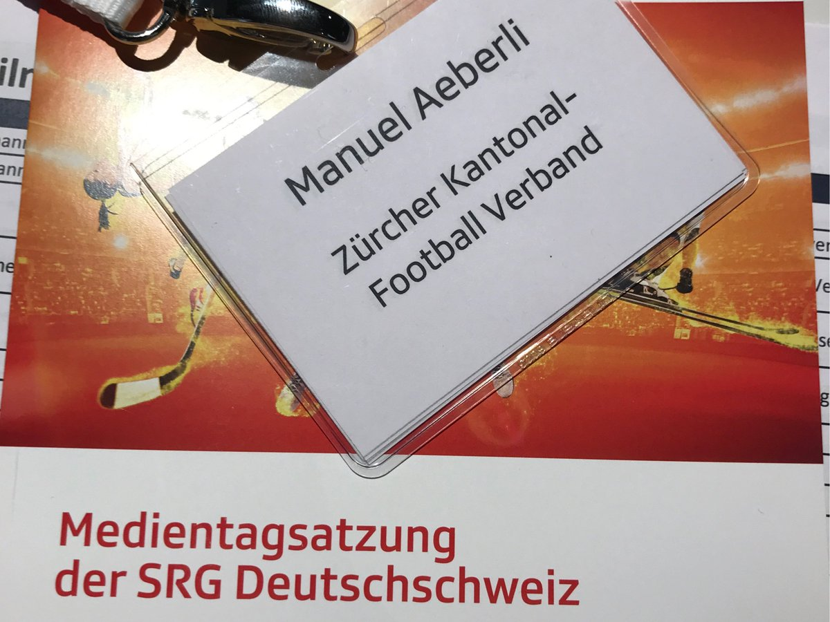 test Twitter Media - In Football Mission beim @SRF unterwegs https://t.co/GPySwHCN9l