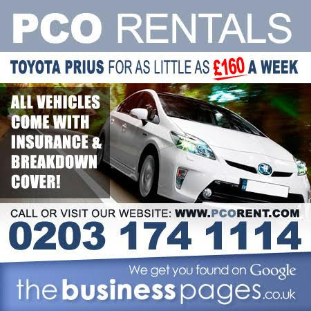 ⭐⭐⭐⭐⭐ Tel: 0203 174 1114 #pcocarhire - Toyota #London Prius as little as £160 a week https://t.co/90zQJzwCbm https://t.co/KeFvnp5Jax