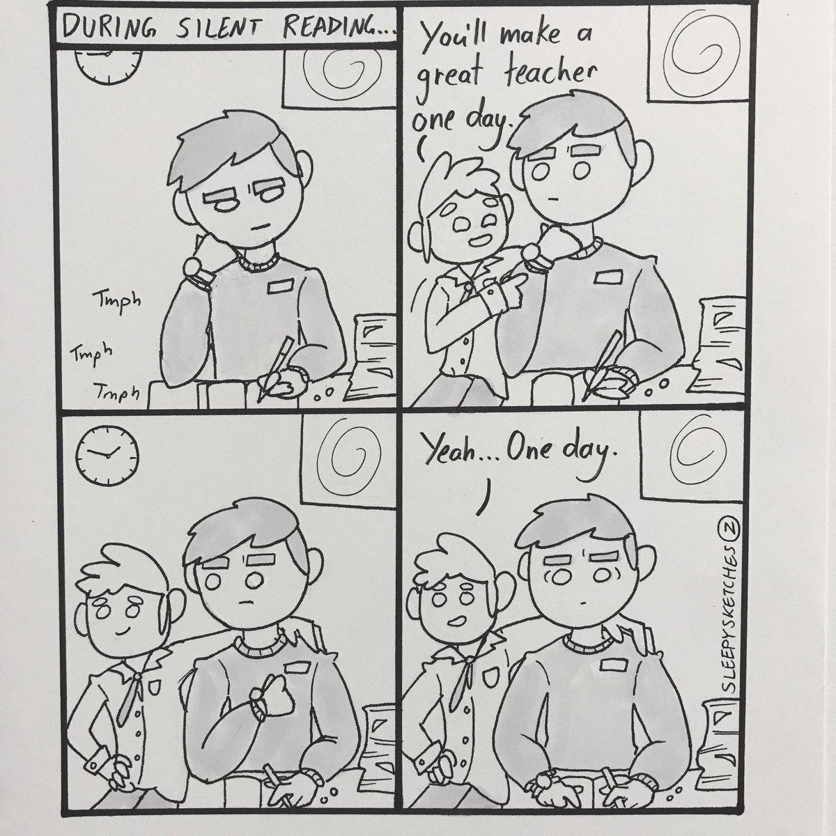 Sleepy sketches