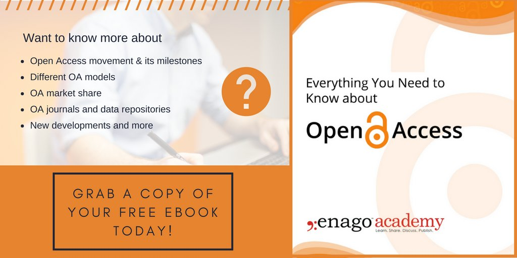 New #eBook Launched!! Grab your complete guide to Open Access Today!!  https://www. enago.com/academy/free-e book-everything-need-know-open-access/ &nbsp; …  #openaccess #OpenAccessWeek2017 #EnagoAcademy <br>http://pic.twitter.com/02bisePbTu