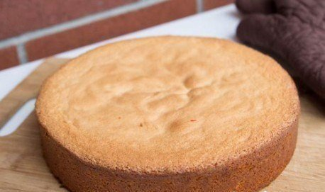 Быстрый бисквит рецепт