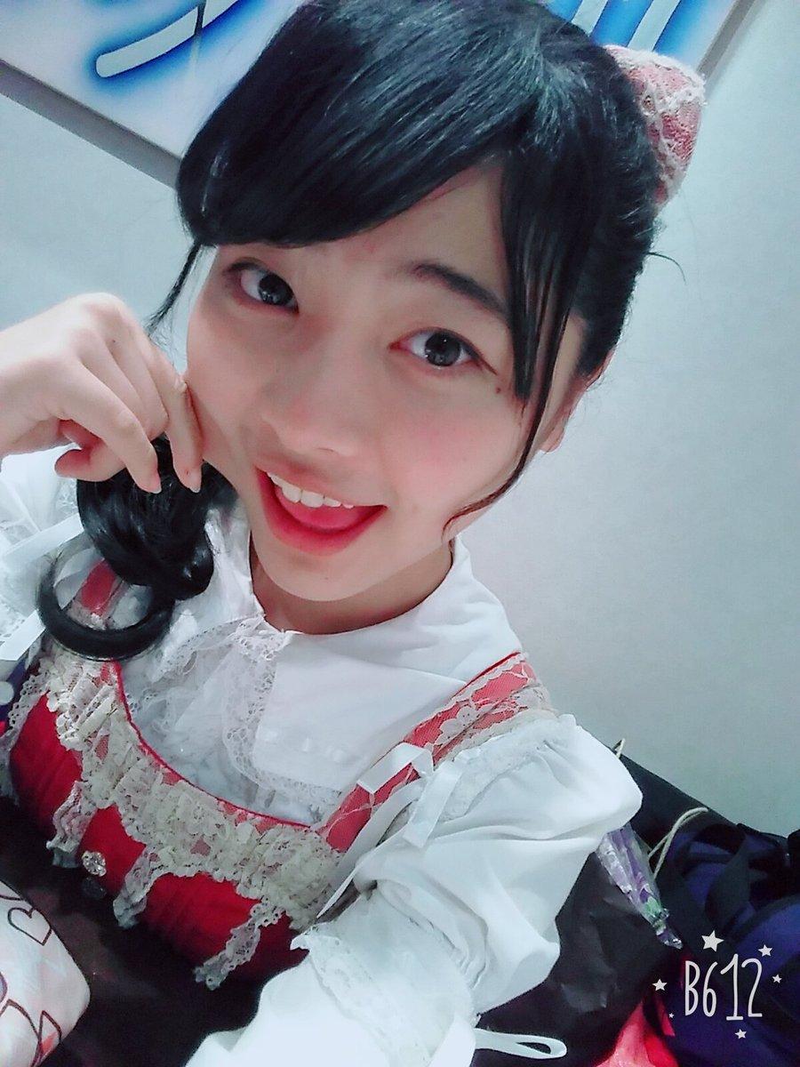 大本萌景 みんなで盛り上げて、ほのかちゃんの最高の笑顔を見たい。ただそれだけのために今日がある。 #大本萌景生誕祭  #愛の葉ガールズpic.twitter.com/oX3yKEWRLo