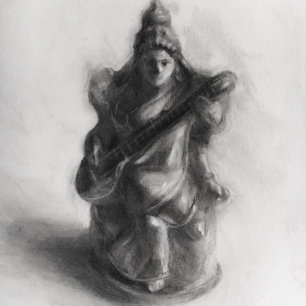 Asa medhurst on twitter drawingoftheday drawing charcoal