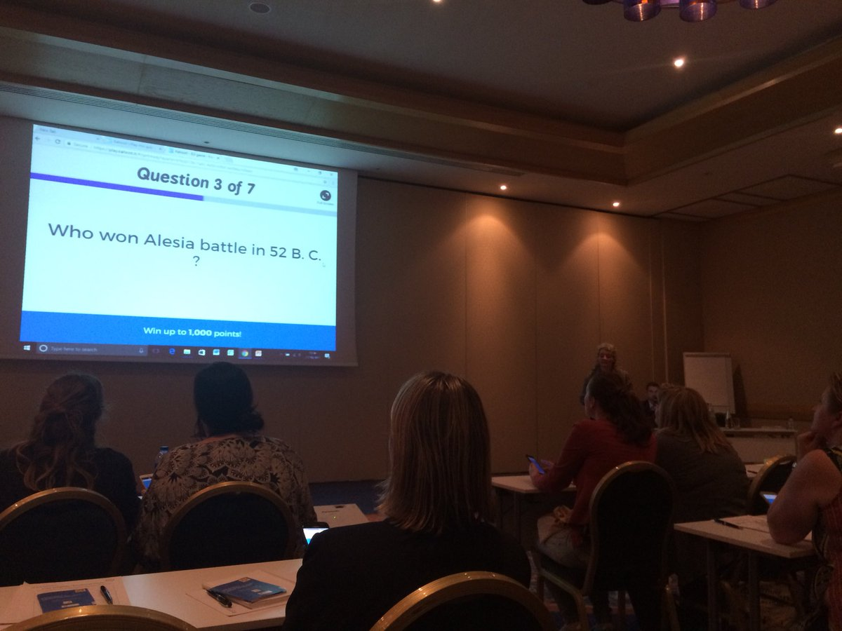 Etwinning Ireland On Twitter Great Kahoot Challenges With