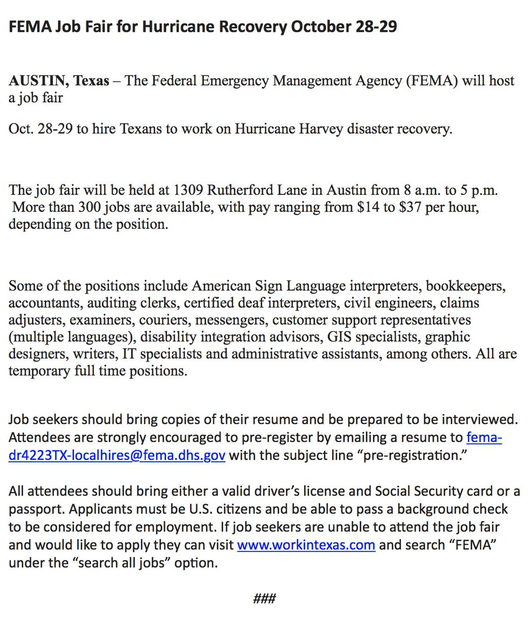 Famous Federal Emergency Management Agency Resume Photo - Best ...