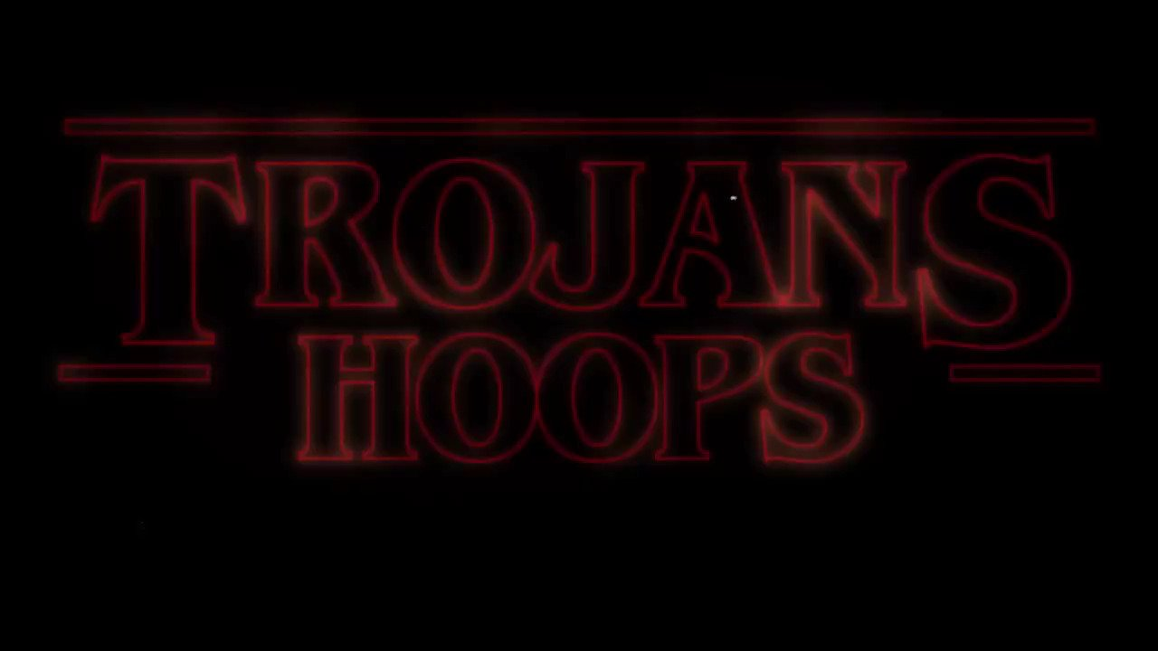 Can USC turn the college basketball world upside down? Stranger Things have happened. https://t.co/o3N33W9DBZ