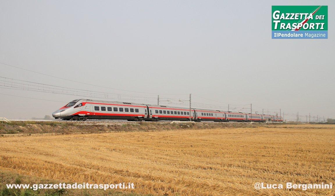 "Gazzetta dei Trasporti on Twitter: ""ETR610.08 fotografato a ..."