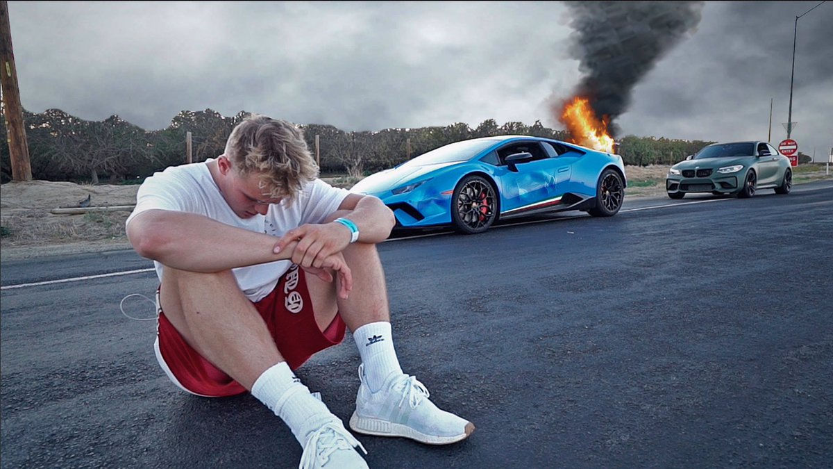Jake Paul On Twitter New Vlog Https T Co 1qnqszbesj