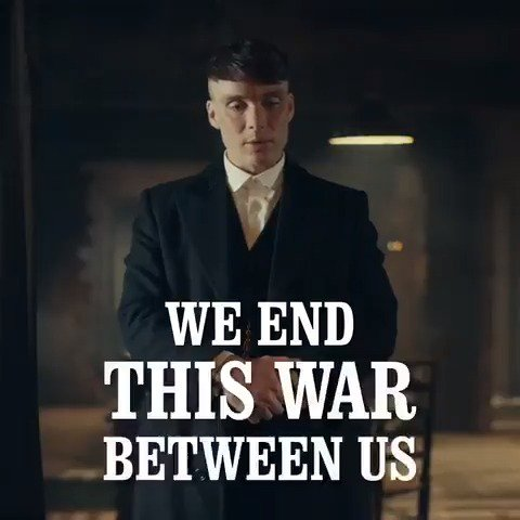 RT @CMurphyFans: Retweet if you're buzzing for #PeakyBlinders 4 . Wednesday 15th November 9pm on BBC2 ! https://t.co/I5mpehN2SJ
